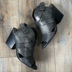 New Lucca Lane Leather Analise Bootie